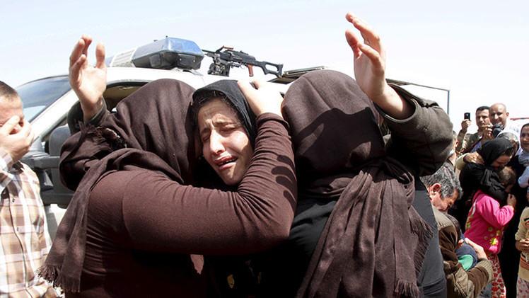 El Estado Islámico entrega a prisioneros a sus familias a cambio de rescates