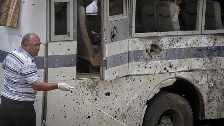 Hombres armados asaltan un bus y matan a 47 personas en Pakistán
