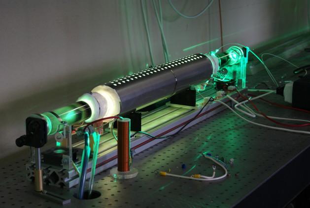 Rusia: Científicos crean un revolucionario láser multifuncional sin precedentes
