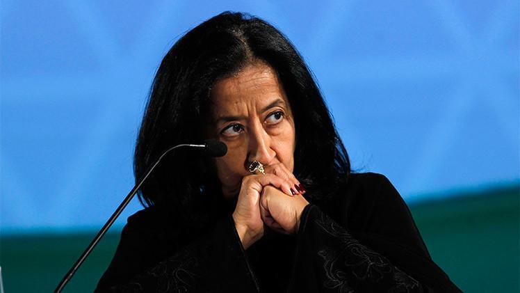 Conozca a la multimillonaria empresaria saudita que no puede conducir un coche ni salir del país