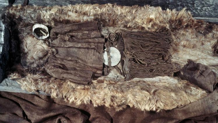 Científicos revelan secretos de la 'trotamundos' de la Edad de Bronce