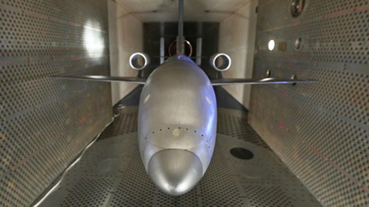 Ingenieros rusos desarrollan un avión que volará sin hacer ruido