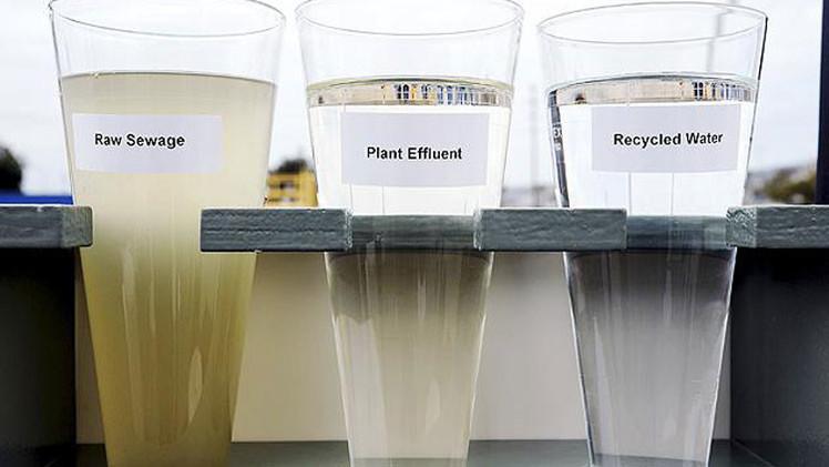 En California quieren purificar las aguas residuales para hacerlas potables