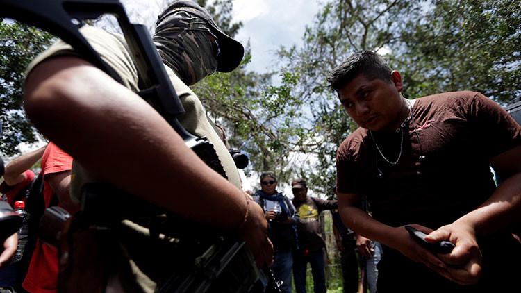 México: Al menos 16 muertos tras enfrentamientos en Guerrero