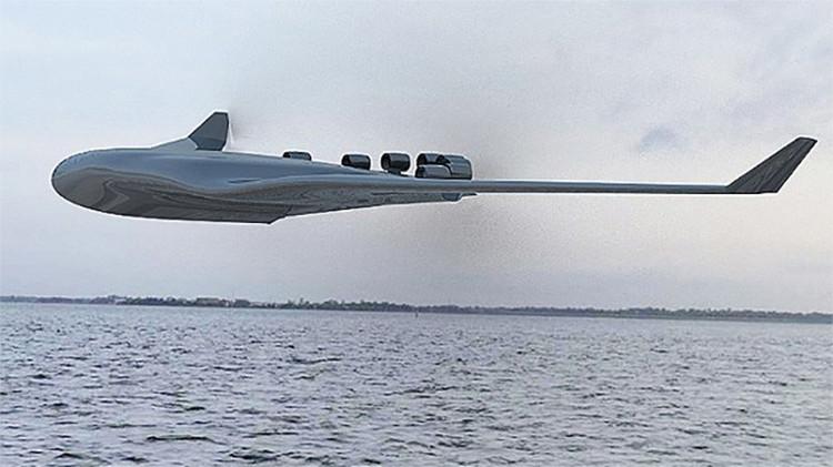 ¿Son los hidroaviones gigantes el futuro de la aviación?
