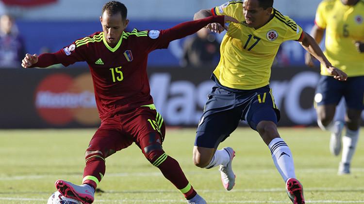 Polémica futbolera: Calderón indigna a la Red al criticar a la selección de Venezuela