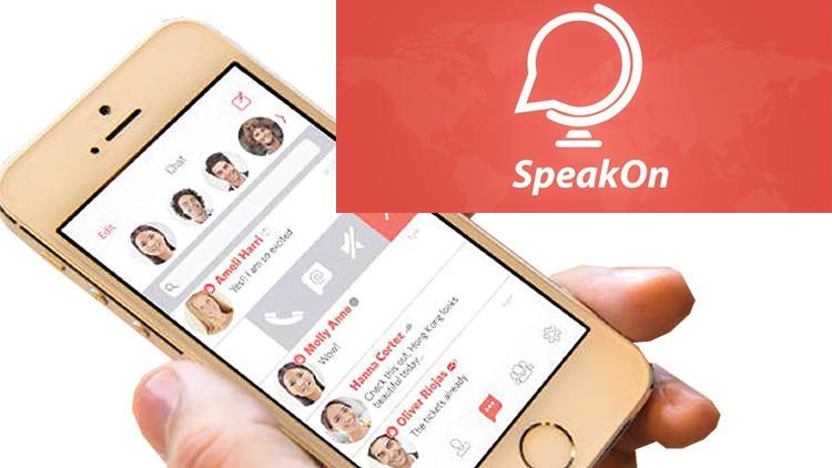 SpeakOn: El competidor de WhatsApp creado en México y que traduce a 60 lenguas