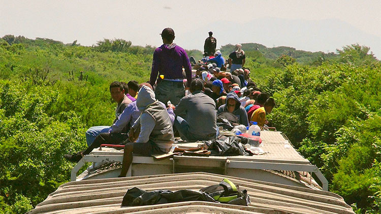 México ya deporta más migrantes de Centroamérica que EE.UU.