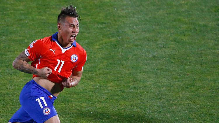 Chile se lleva el 'Clásico del Pacífico' ante Perú y se mete en la final de la Copa América