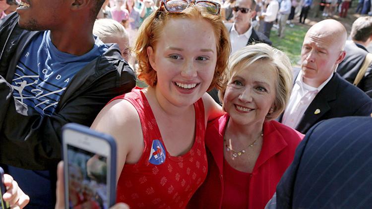 """'New York Times': A diferencia de políticos de EE.UU. Putin """"no tiene que preocuparse"""" por selfis"""