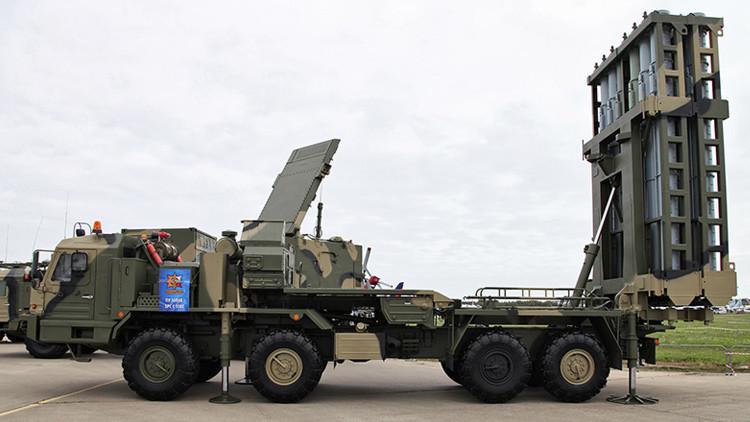Los sistemas móviles de misiles S-350 Vítiaz convertirán en impenetrable la defensa aérea de Rusia