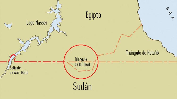 Conflicto geopolítico en miniatura: un 'rey' ruso y otro de EE.UU. pelean por un territorio africano