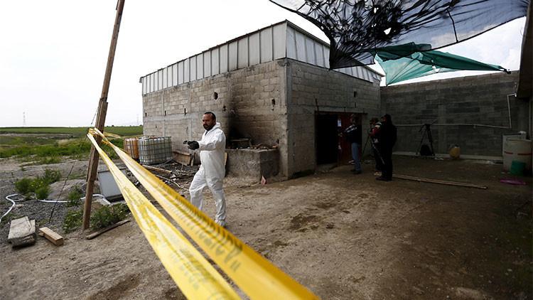El lugar donde acaba el túnel de 'El Chapo' fue comprado por sus socios en 2014