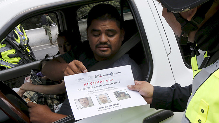 Países Bajos: Tres niños aseguran haber visto a 'El Chapo' Guzmán