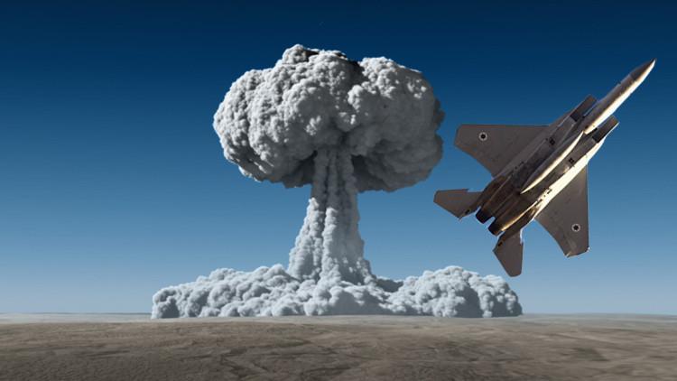 """""""Israel podría atacar a EE.UU. con arma nuclear para desacreditar a Irán"""""""