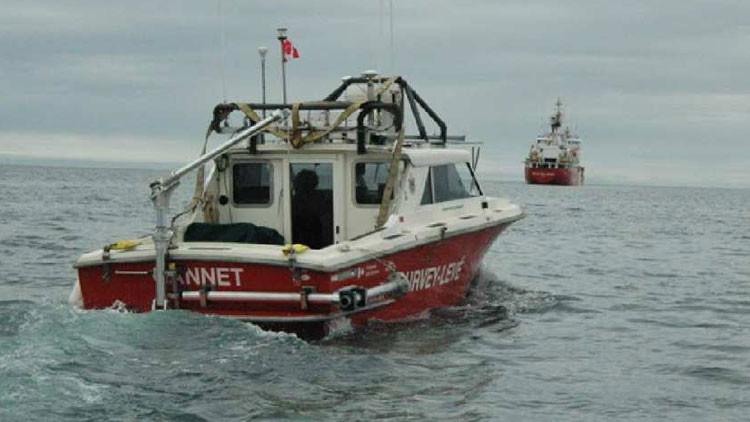 """""""Hemos quedado impresionados"""": descubren en Canadá un enigmático barco del siglo XIX"""