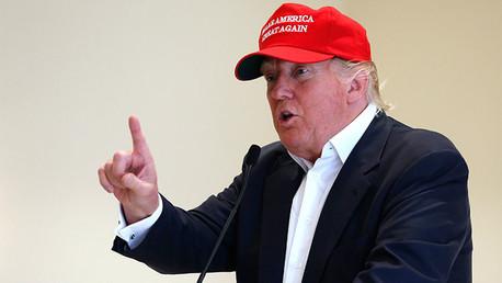 """Donald Trump quiere expulsar a todos los inmigrantes ilegales y luego devolver a los """"buenos"""""""