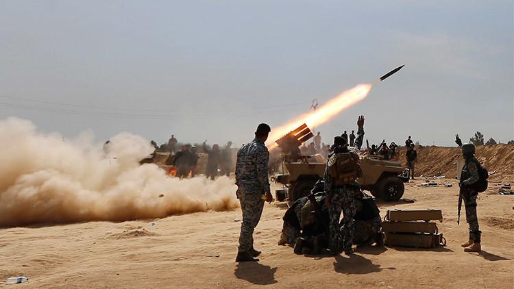 EE.UU.: El Estado Islámico pudo haber usado armas químicas en Irak