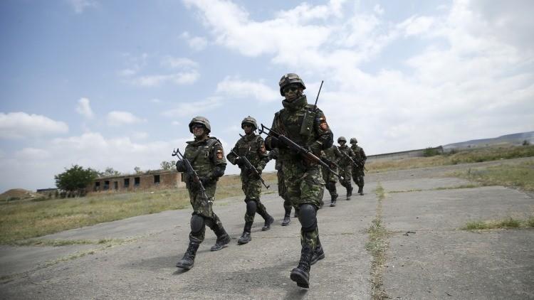 La OTAN realiza las mayores maniobras de tropas aerotransportadas desde el final de la Guerra Fría