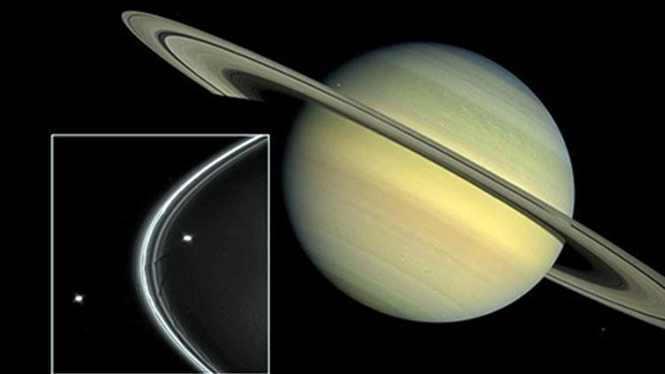 Resuelven el enigma del anillo de Saturno