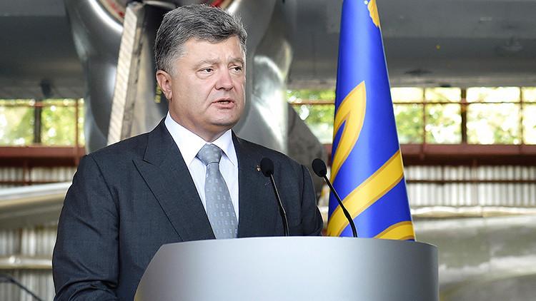 La región ucraniana de Zaporozhie solicita a Poroshenko un estatus especial