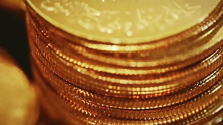 """El Estado Islámico presentó su propia moneda de oro para  """"destruir a EE.UU."""""""