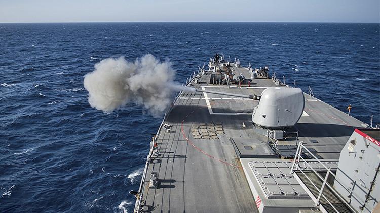 La OTAN emplea buques y aeronaves con potencial nuclear en sus ejercicios militares del mar Negro