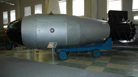 La bomba Zar (AN602)