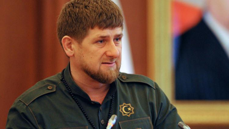 """Líder de Chechenia: """"Occidente crea refugiados porque destruye países musulmanes"""""""
