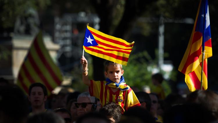 Presentan la hoja de ruta para la independencia de Cataluña