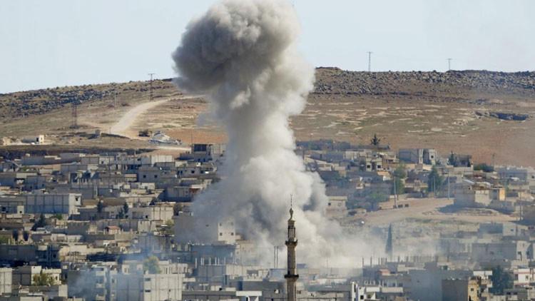 ¿Cuál es el coste de cada ataque aéreo de EE.UU. contra el Estado Islámico?