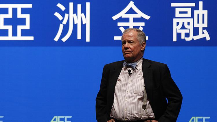 El inversor Jim Rogers pone el ojo en China y  Rusia