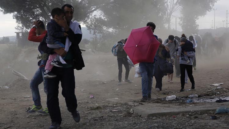 Rusia está dispuesta a aceptar a refugiados sirios