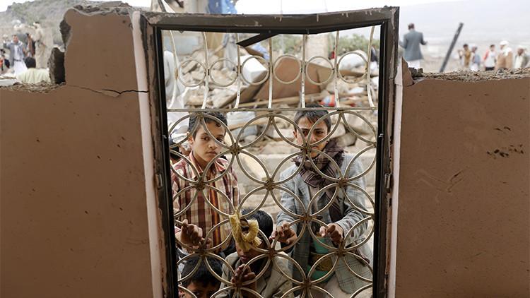 ONU: Casi 100.000 niños yemeníes, en peligro de muerte por desnutrición