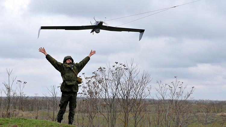 Rusia desarrolla un dron de ataque apto para misiones en el Ártico