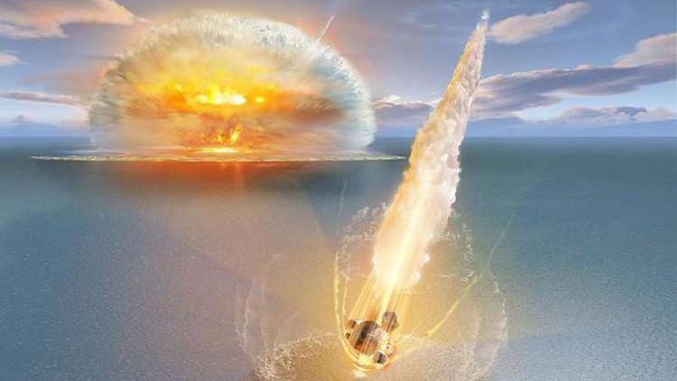 Descubren rastros de dos enormes impactos de meteorito en Suecia