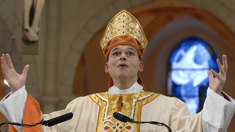 El obispo alemán 'del lujo' sigue dando que hablar