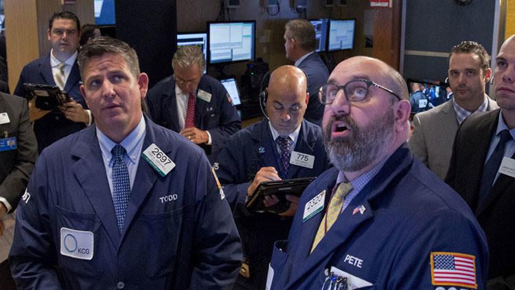 Las bolsas mundiales caen tras la decisión de la Fed sobre la tasa de interés