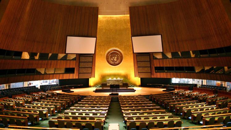 """'Der Spiegel': """"EE.UU. teme el discurso de Putin en la ONU"""""""