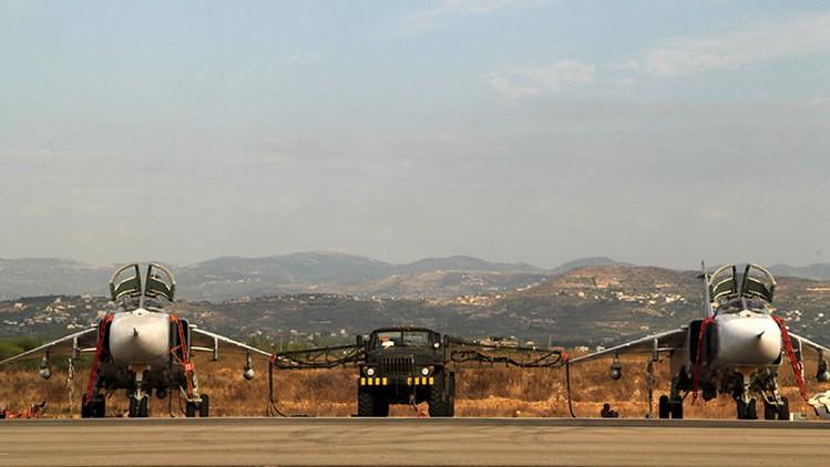 El Ministerio de Defensa ruso considera 'precocinados' los informes sobre su Fuerza Aérea en Siria