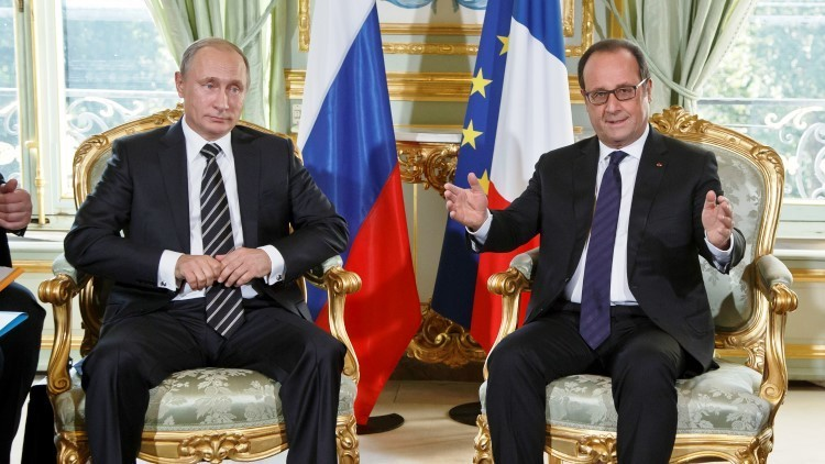 Siria puede acercar las posturas de Rusia y Europa a despecho de EE.UU.
