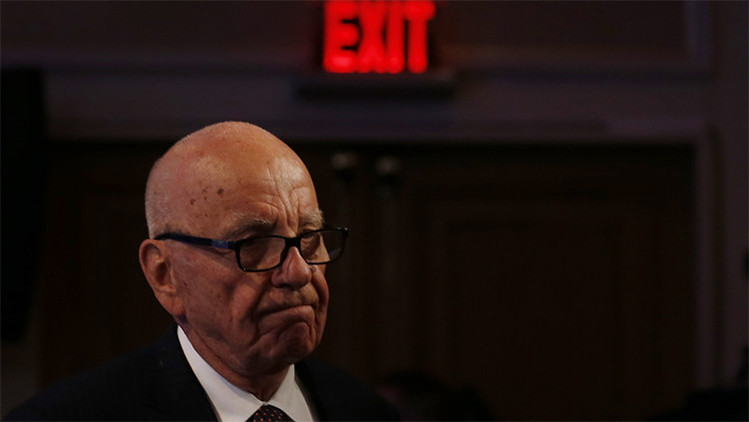 "Rupert Murdoch sugiere que Obama no es un ""verdadero presidente negro"""