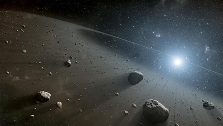 'Hermano' del meteorito de Chelíabinsk puede atacar a la Tierra
