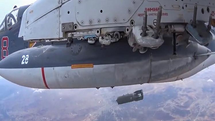 ¿Por qué Rusia reduce su intensidad aérea en Siria?