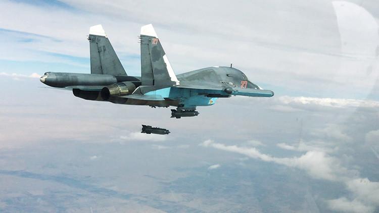 """""""EE.UU. está en shock por el poderío militar que Rusia demuestra en Siria"""""""