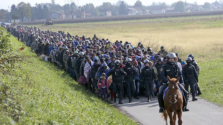 Eslovenia recurre al Ejército para controlar el flujo migratorio