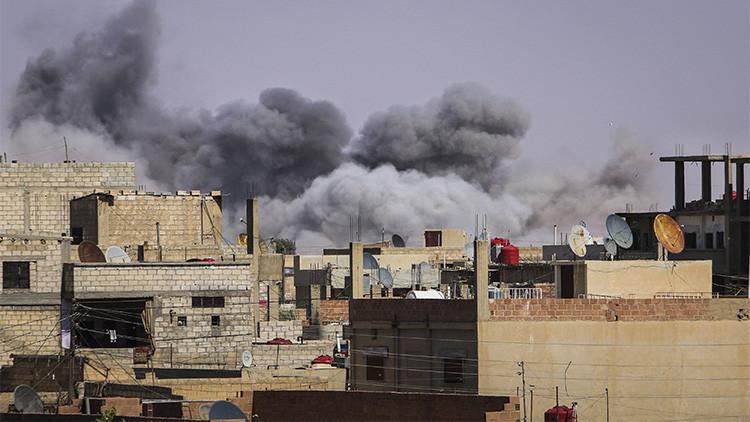 No es una guerra relámpago: esta es la táctica del Ejército sirio contra el Estado Islámico