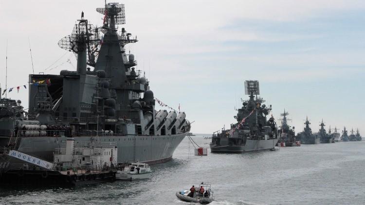 """""""El poderío naval de Rusia pone en peligro las capacidades operacionales de EE.UU."""""""