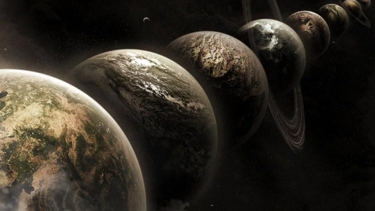 Un astrónomo sugiere que hay un universo paralelo detrás del mapa de las galaxias