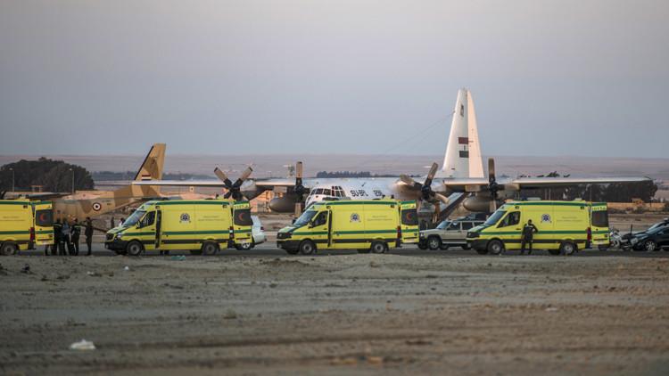 Difunden en la Red los últimos selfis de los pasajeros del avión ruso accidentado en Egipto